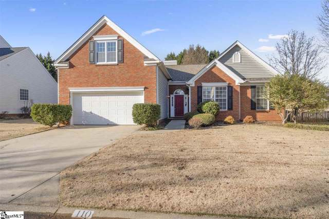 110 Summer Hill Road, Simpsonville, SC 29681 (#1407772) :: Dabney & Partners
