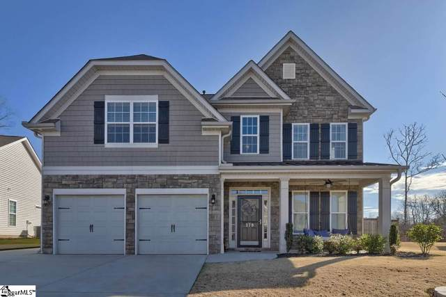 179 Willowbottom Drive, Greer, SC 29651 (#1407779) :: Dabney & Partners