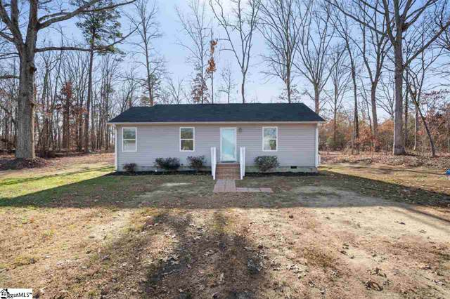 300 Burgess School Road, Pelzer, SC 29669 (#1407782) :: J. Michael Manley Team