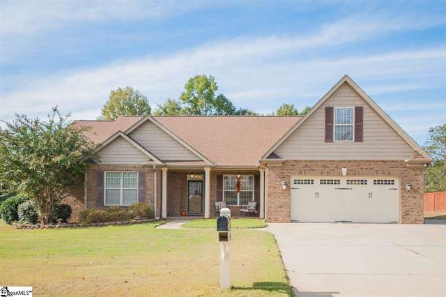 108 Fox Farm Way, Greer, SC 29651 (#1407784) :: Coldwell Banker Caine