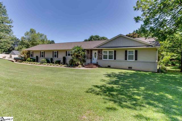 3206 Locust Hill Road, Taylors, SC 29687 (#1407785) :: Connie Rice and Partners