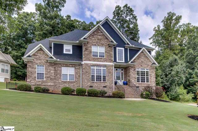 1017 Bent Creek Run Drive, Greer, SC 29651 (#1407789) :: Connie Rice and Partners