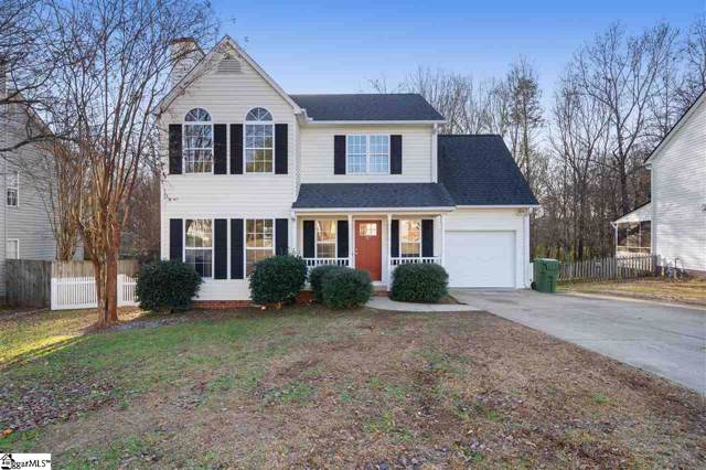 107 Riverside Chase Circle, Greer, SC 29650 (#1407817) :: Connie Rice and Partners