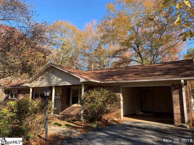 1306 Brookwood Drive, Boiling Springs, SC 29316 (#1407828) :: Coldwell Banker Caine
