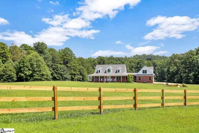 190 Kelseys Mill Road, Campobello, SC 29322 (#1407836) :: Hamilton & Co. of Keller Williams Greenville Upstate
