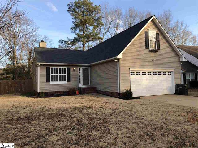 7 Oxbow Court Lot 45, Simpsonville, SC 29681 (#1407839) :: Dabney & Partners