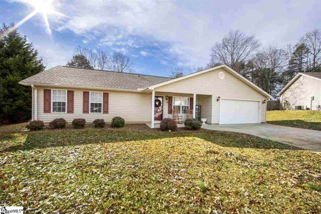 210 Admiral Lane, Greer, SC 29650 (#1407840) :: The Haro Group of Keller Williams