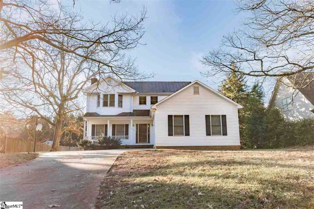 36 Oak Grove Lake Road, Greenville, SC 29615 (#1407848) :: Coldwell Banker Caine