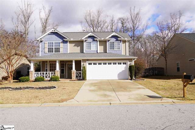 223 Finley Hill Court, Simpsonville, SC 29681 (#1407889) :: Connie Rice and Partners