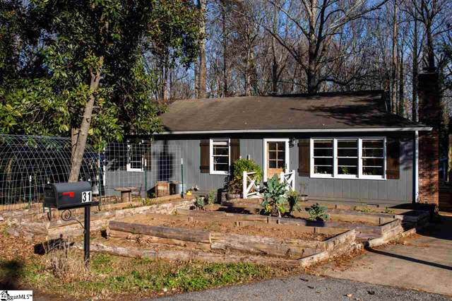 31 Pine Ridge Drive, Greenville, SC 29605 (#1407890) :: Connie Rice and Partners
