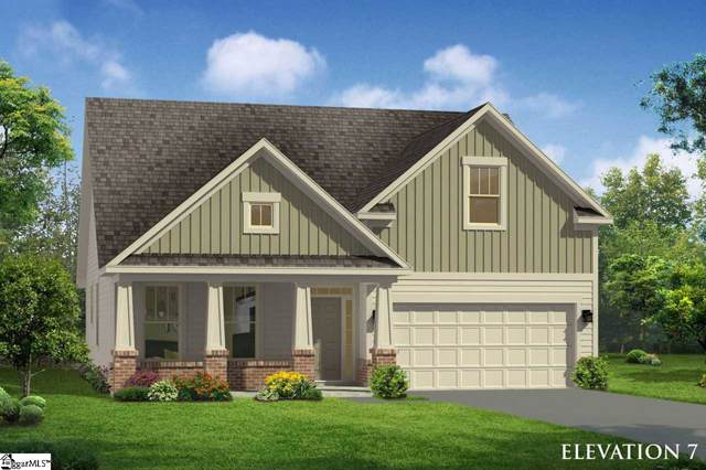 200 Ansel Woods Lane, Greer, SC 29651 (#1407894) :: Connie Rice and Partners