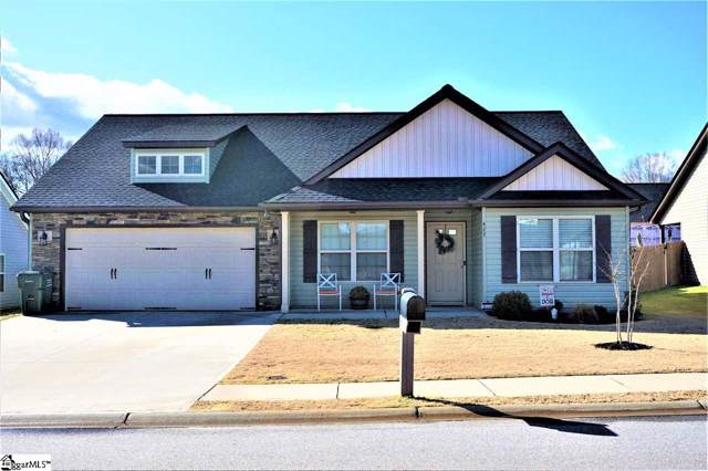 427 Peaksview Drive, Simpsonville, SC 29681 (#1407897) :: Connie Rice and Partners