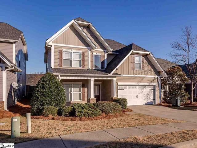 450 Listrac Drive, Moore, SC 29369 (#1407945) :: Hamilton & Co. of Keller Williams Greenville Upstate