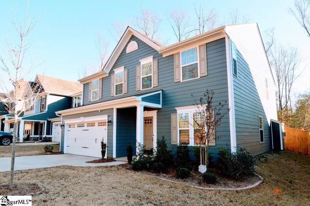 19 Lovvorn Court, Greer, SC 29650 (#1408088) :: The Haro Group of Keller Williams