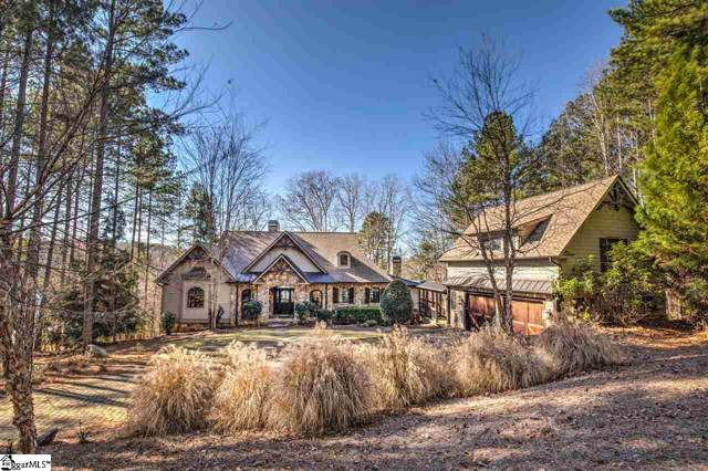 126 Water Crest Trail, Six Mile, SC 29682 (#1408129) :: Hamilton & Co. of Keller Williams Greenville Upstate