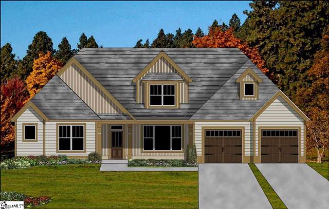 104 Everly Court Lot 10, Travelers Rest, SC 29690 (#1408140) :: The Toates Team