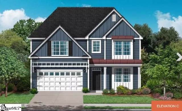 8 Townsend Avenue, Greer, SC 29651 (#1408145) :: Hamilton & Co. of Keller Williams Greenville Upstate