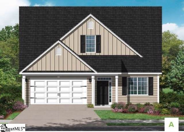 9 Townsend Avenue, Greer, SC 29651 (#1408149) :: Hamilton & Co. of Keller Williams Greenville Upstate