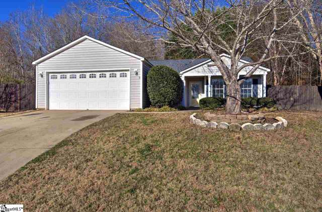 8 Rustling Creek Court, Simpsonville, SC 29681 (#1408228) :: Mossy Oak Properties Land and Luxury
