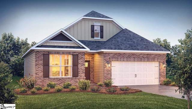 110 Yellow Fox Road, Greer, SC 29650 (#1408255) :: Connie Rice and Partners