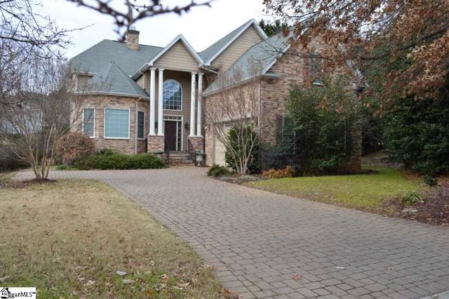 2 Kinross Row, Greer, SC 29650 (#1408267) :: Hamilton & Co. of Keller Williams Greenville Upstate