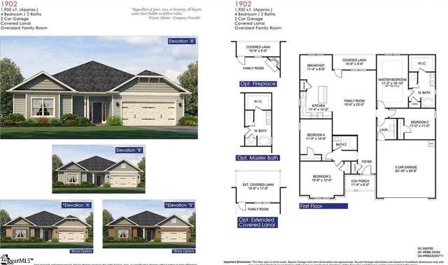 111 Starlight Drive Lot 176, Greenville, SC 29605 (#1408286) :: The Toates Team