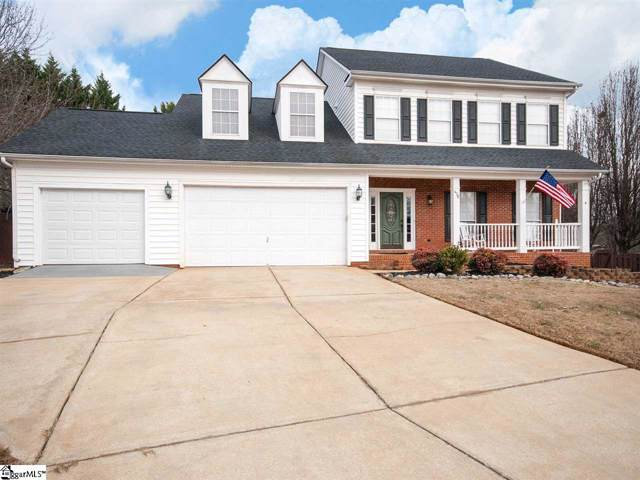 430 Rosehaven Way, Greer, SC 29651 (#1408362) :: The Toates Team
