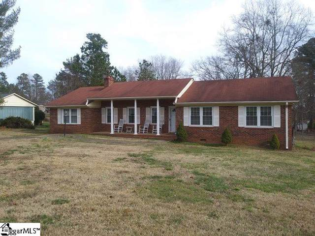 1813 Old Pendleton Road, Easley, SC 29642 (#1408471) :: Hamilton & Co. of Keller Williams Greenville Upstate