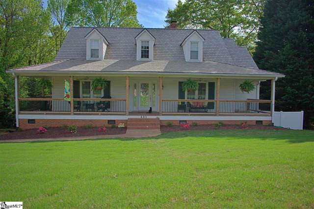 401 Glen Laurel Drive, Easley, SC 29642 (MLS #1408492) :: Resource Realty Group