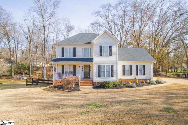 105 Coachman Court, Anderson, SC 29625 (#1408515) :: Hamilton & Co. of Keller Williams Greenville Upstate