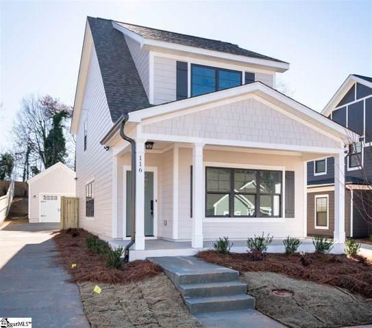 116 Greenridge Drive, Greenville, SC 29607 (#1408541) :: Hamilton & Co. of Keller Williams Greenville Upstate