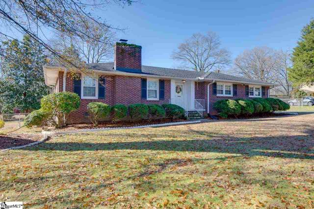 14 Lisa Drive, Greenville, SC 29615 (#1408620) :: Hamilton & Co. of Keller Williams Greenville Upstate