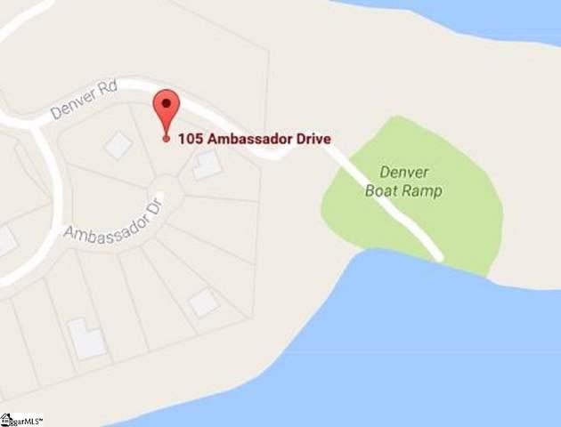 00 Ambassador Drive, Anderson, SC 29625 (#1408632) :: Hamilton & Co. of Keller Williams Greenville Upstate