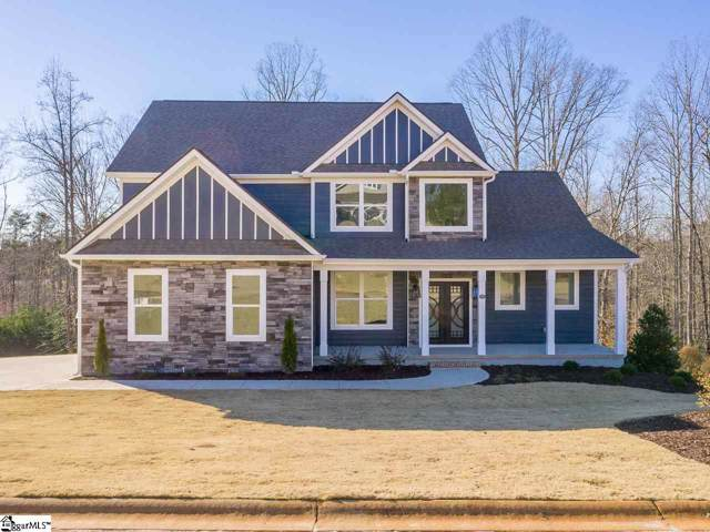 54 Setting Sun Lane, Travelers Rest, SC 29690 (MLS #1408649) :: Resource Realty Group