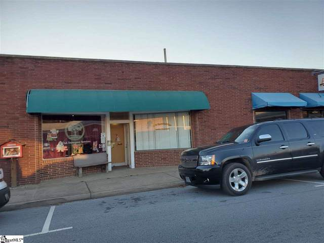 218 S Main Street, Fountain Inn, SC 29644 (#1408722) :: Connie Rice and Partners