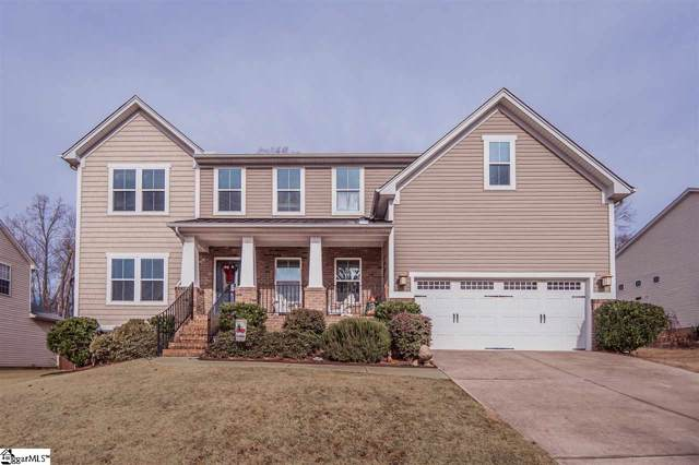 104 Woodland Creek Way, Travelers Rest, SC 29690 (#1408750) :: Hamilton & Co. of Keller Williams Greenville Upstate