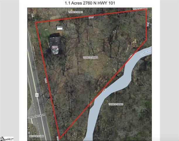 2760A N 101 Highway, Greer, SC 29651 (MLS #1408804) :: Resource Realty Group