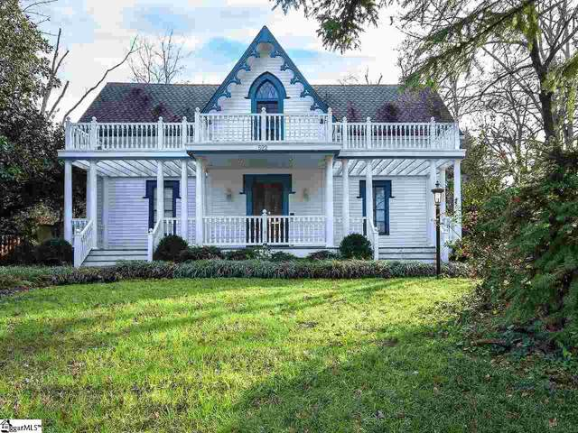 522 Cleveland Street, Greenville, SC 29601 (MLS #1408819) :: Resource Realty Group