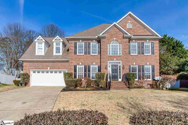 8 Blackwatch Way, Greer, SC 29650 (#1408851) :: Hamilton & Co. of Keller Williams Greenville Upstate
