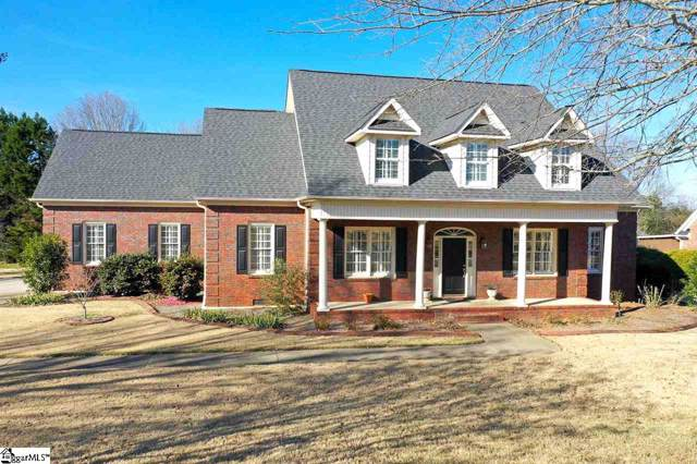 314 Crepe Myrtle Drive, Greer, SC 29651 (#1408861) :: Hamilton & Co. of Keller Williams Greenville Upstate