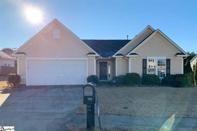 3 Montpelier Drive, Greer, SC 29650 (#1408879) :: Connie Rice and Partners