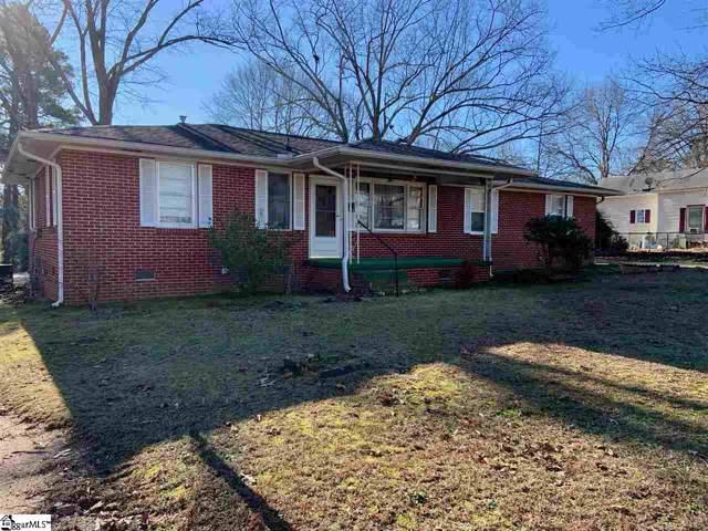 27 Dendy Street, Pelzer, SC 29669 (#1408895) :: Hamilton & Co. of Keller Williams Greenville Upstate