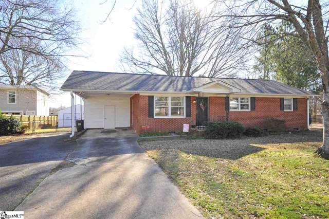 2704 E Lee Road, Taylors, SC 29687 (#1408935) :: Hamilton & Co. of Keller Williams Greenville Upstate