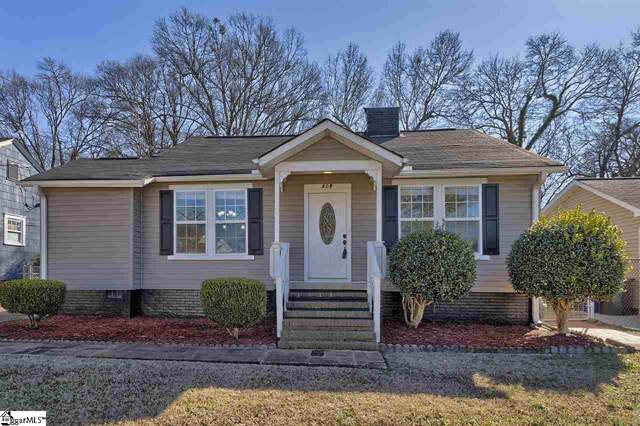 109 Brunson Street, Greenville, SC 29607 (MLS #1408960) :: Resource Realty Group