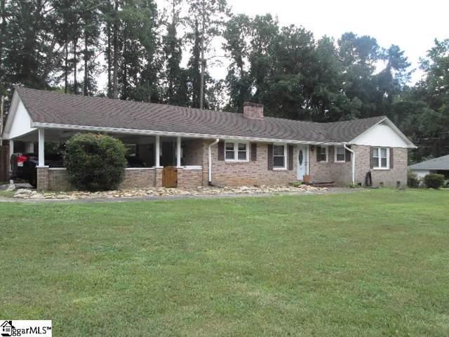 206 Forest Drive, Laurens, SC 29360 (#1408983) :: Hamilton & Co. of Keller Williams Greenville Upstate