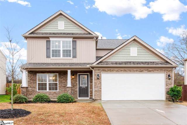 219 Harlequin Drive, Moore, SC 29369 (#1408985) :: Connie Rice and Partners