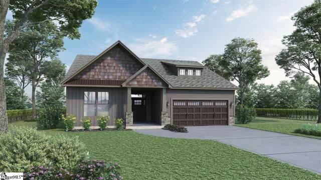 108 Trimpley Lane Lot 59, Simpsonville, SC 29681 (#1409016) :: Hamilton & Co. of Keller Williams Greenville Upstate