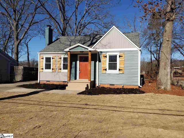 148 Pleasant Ridge Avenue, Greenville, SC 29605 (#1409050) :: Hamilton & Co. of Keller Williams Greenville Upstate