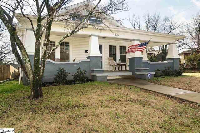 523 Anderson Street, Greenville, SC 29601 (#1409079) :: Hamilton & Co. of Keller Williams Greenville Upstate