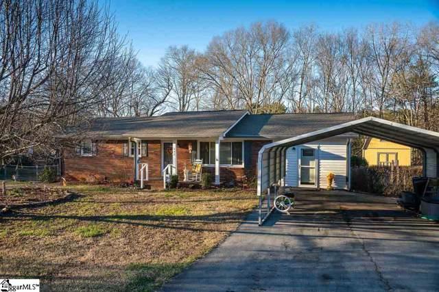203 Lakeside Lane, Liberty, SC 29657 (#1409086) :: Hamilton & Co. of Keller Williams Greenville Upstate